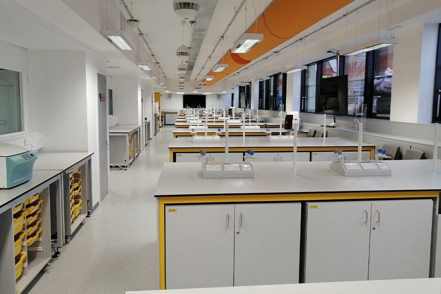Building 29 Southampton University Mechanical and Electrical Services Project