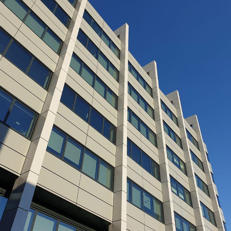 Building 29 Southampton University Building Services Project