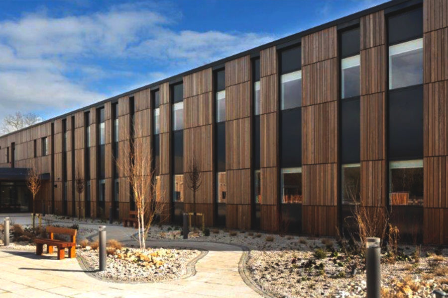 Stansfeld Park Mechanical and Electrical Services Project