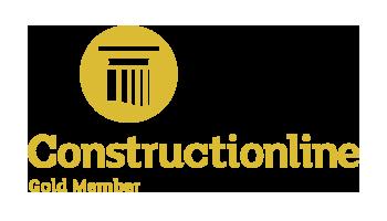 Constructionline Gold Accreditation
