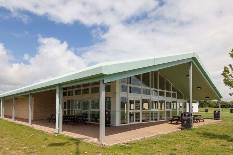 Durrington School Extension Building Services Project