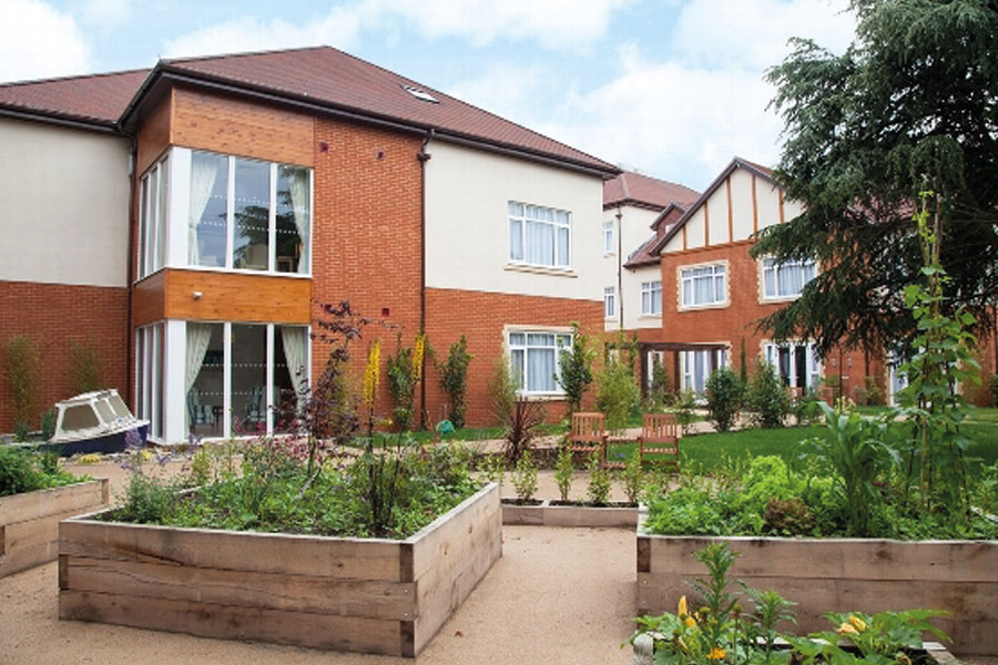 Great Oaks Care Home Kinson Dorset Mechanical and Electrical Services Project