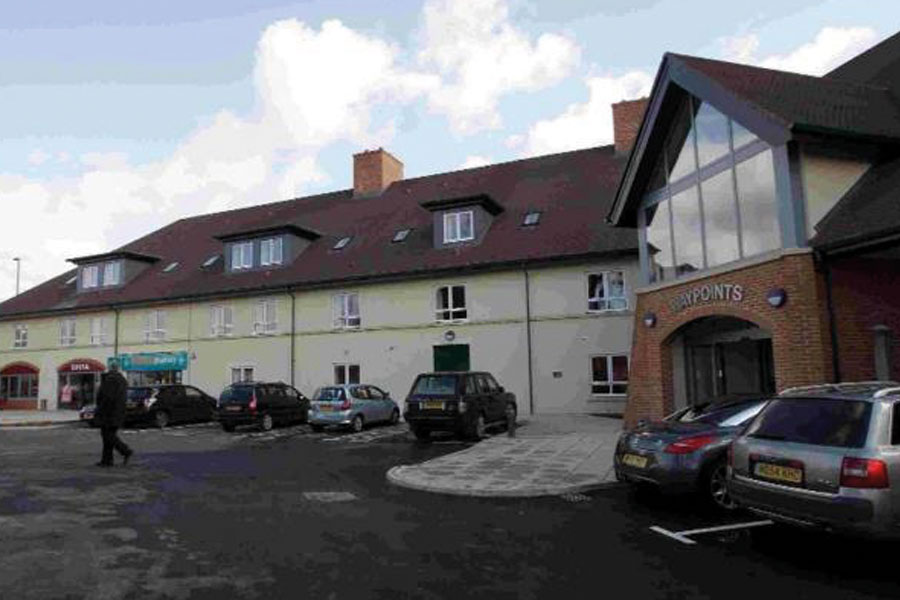 Upton Care Home Pool Electrical and Mechanical Services Project
