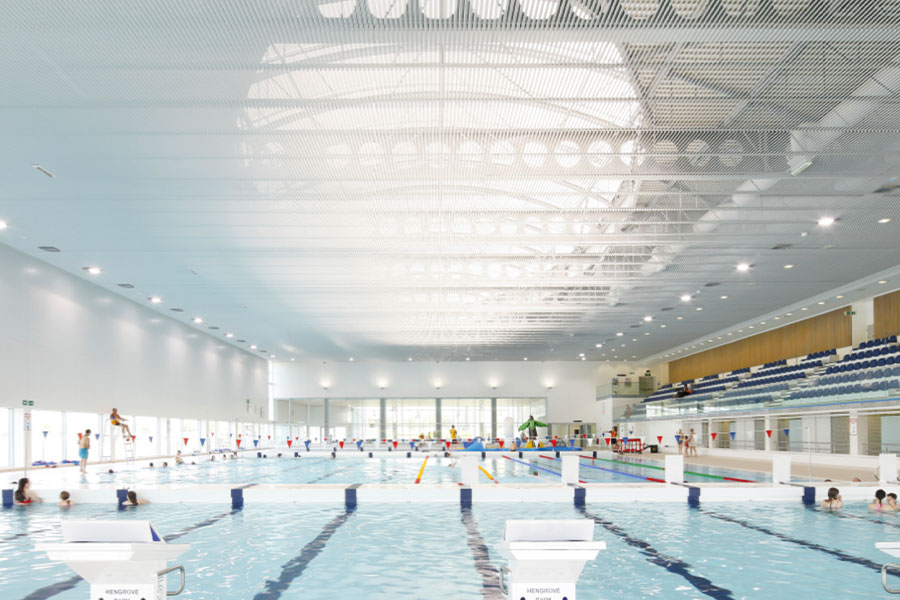 Winchester Sports and Leisure Mechanical Services Project