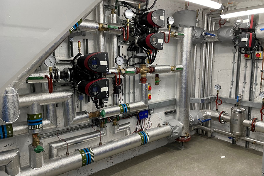 Mechanical and Electrical Contractors Hampshire
